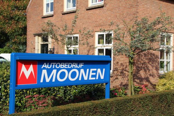 woning garage Moonen